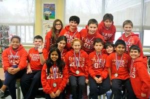 Math Olympic Team 2014