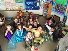 Mme. Lesley's class